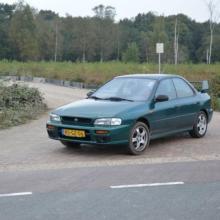 Subaru Impreza (1.6 GL AWD)